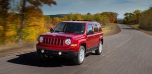 Jeep Patriot 2017: resistencia y dinamismo.