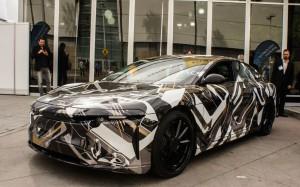 Lucid Motors Air concept: un poderoso auto eléctrico para competir con el Tesla