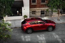 Mazda CX-5 2017: pequeños cambios para continuar su exitosa vida