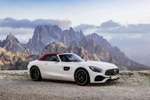 Mercedes-AMG GT Roadster 2017: el descapotable más deportivo del fabricante alemán.