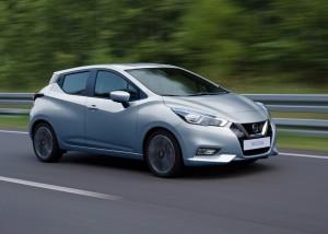 Nissan March 2017 (Nissan Micra 2017): atractivo, juvenil y ahora más moderno