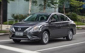Nissan Versa Sedán 2017: elegante, atractivo y bien equipado