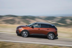 Peugeot 3008 2017:  Elegido como el European Car of The Year 2017
