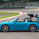 Porsche 911 Targa 4S 2107, un espectacular clásico