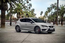 SEAT León CUPRA 2017:ahora más potente y más moderno