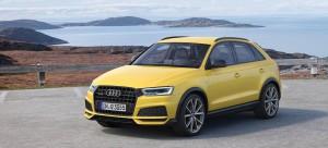 Audi Q3 2017: pequeños pero importantes cambios