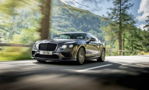 Bentley Continental Supersports 2017: más potente y deportivo