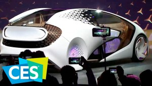 CES Las vegas 2017: Toyota-Concept i, la inteligencia artificial según Toyota.
