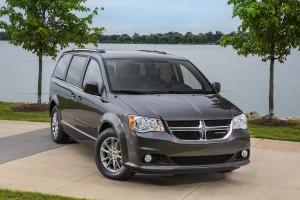 Dodge Grand Caravan 2017: comodidad y bajo precio