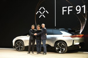 CES Las Vegas 2017: Faraday Future FF91, el auto ideal del futuro