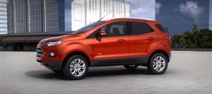Ford EcoSport 2017: leves cambios para la exitosa SUV.