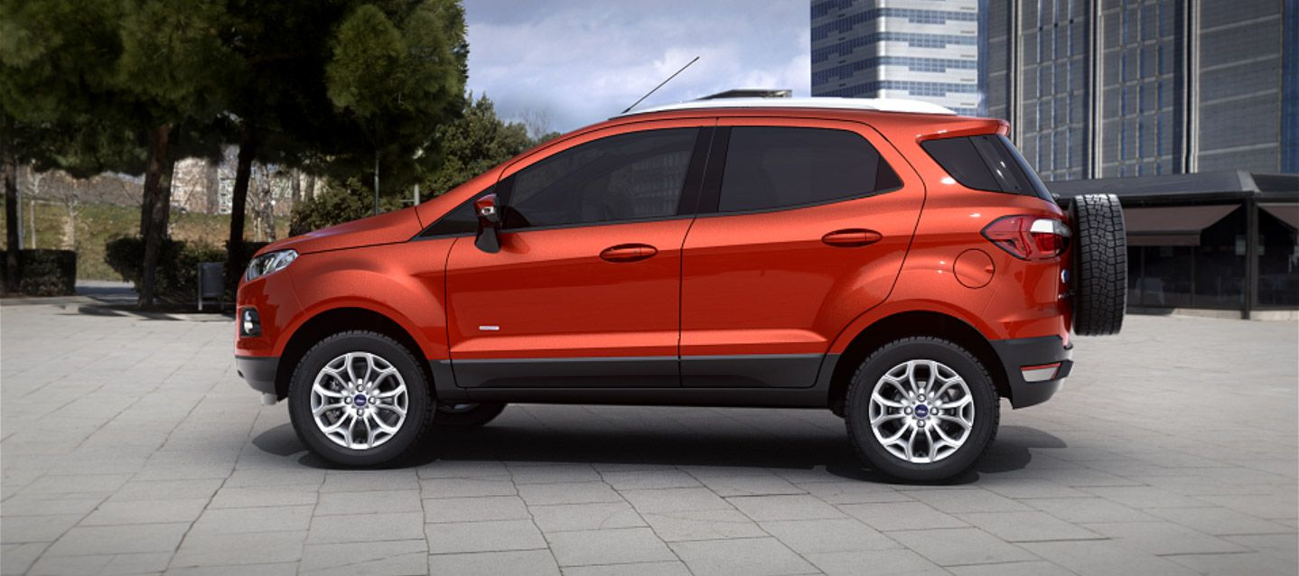 ford ecosport 2017 leves cambios para la exitosa suv lista de carros. Black Bedroom Furniture Sets. Home Design Ideas