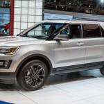 Ford Explorer 2107: desempeño, confort, lujo y prestigio