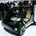 Honda NeuV Concept:Los autos autónomos e inteligentes son la última tendencia en los prototipos de los más importantes fabricantes de autos. Uno de ellos es el  Toyota-Concept i que vimos en el CES 2017, y el Honda NeuV Concept (New Electric Urban Vehicle), un modelo desarrollado por Honda cuenta con tecnología de Inteligencia Artificial que lo adaptara a tus necesidades y experiencia detrás del volante.