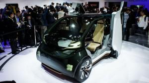 CES Las Vegas 2017: Honda NeuV Concept, eléctrico e inteligente