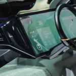 Interior del Honda NeuV Concept
