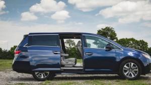 Honda Odyssey 2017: potencia, comodidad y eficiencia