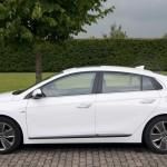 Hyundai IONIQ EV 2017: Tiene como rivales al Toyota prius, Nissan Leaf y al Volkswagen e-Golf