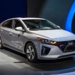 Hyundai IONIQ EV 2017: Sus competidores son el Toyota prius, Nissan Leaf y el Volkswagen e-Golf