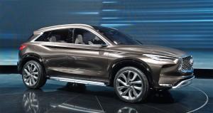 Auto Show de Detroit 2017: Infiniti QX50 Concept, casi listo el modelo de producción