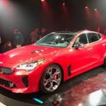KIA Stinger GT 2018: Tendrá como rivales al Audi A4, BMW Serie 3 y al Mercedes benz Clase C