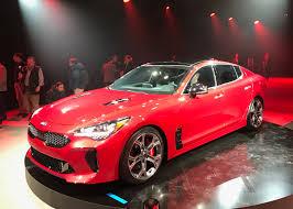 Salón del Automóvil de Detroit 2017: KIA Stinger GT 2018, que tiemblen los alemanes.