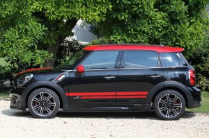 MINI John Cooper Works Countryman 2017: el MINI más potente de la historia