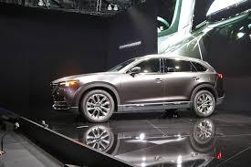 Mazda CX-9 2017: una nueva y mejor generación.