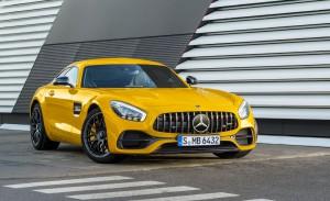 Auto Show de Detroit 2017: Mercedes-AMG GT 2018, actualizado y más atractivo