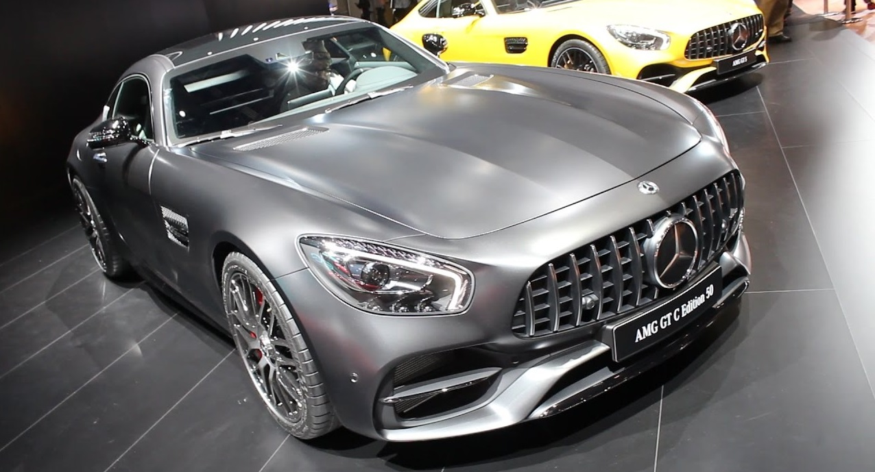 mercedes amg gt edition 50. Black Bedroom Furniture Sets. Home Design Ideas