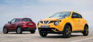 Nissan Juke  2017: diferente, especial y llamativa.