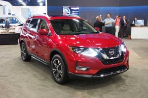 Nissan Rogue Hybrid 2017: listos los precios para los EEUU