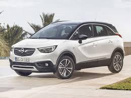 Opel Crossland X 2107: el Meriva ya tiene sustituto