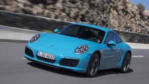 Salón del Automóvil de Detroit 2017: Porsche 911 Carrera GTS 2017, más hermoso, más potente