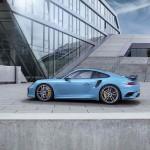 Porsche 911 Carrera S y Turbo S por TechArt