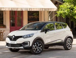 Renault Captur 2017: diseño,  equipamiento y tecnología