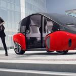 Rinspeed Oasis Concept: Es un auto eléctrico autónomo e inteligente para dos personas que ha sido desarrollado entre la firma suiza y Harman y que cuenta con la tecnología suficiente como para ser conducido en la ciudad de forma manual o completamente autónoma.