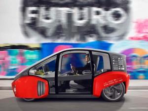 Salón del Automóvil de Detroit 2017: Rinspeed Oasis Concept, el futuro de la movilidad personal