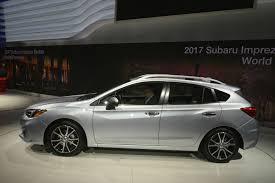 Subaru Impreza Hatchback 2017: estabilidad, agilidad y confort