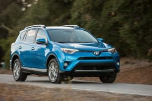 Toyota RAV4 Hybrid 2017: el modelo más potente y rápido de la gama