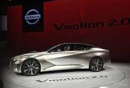 Salón del Automóvil de Detroit 2017: Nissan Vmotion 2.0 Concept, el futuro de Nissan
