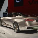 Nissan Vmotion 2.0 Concept: Combina un alto sentido del estilo, diseño emocional, el espacio, la comodidad y la tecnología para hacer la experiencia de movilidad mucho más emocionante.