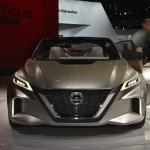 Imágenes del Nissan Vmotion 2.0 Concept.