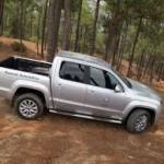 Volkswagen Amarok 2017: leves toques para seguir su exitosa vida