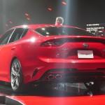 KIA Stinger GT 2018: Sus precios serán anunciados a su llegada al mercado en agosto de este 2017.