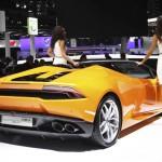 2017 Lamborghini Huracan Spyder LP 610-4