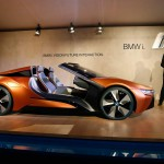 BMW i Vision Future Interaction Concept Car