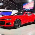 Chevrolet Camaro Coupé 2017: Para Colombia la versión SS tiene un precio de $179,990,000
