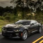 Chevrolet Camaro Coupé 2017: Sus competidores son el Ford Mustang Coupé, Dodge Challenger, Hyundai Genesis Coupé y el Nissan 370Z Coupé.