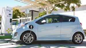 El Chevrolet Spark EV sale del mercado